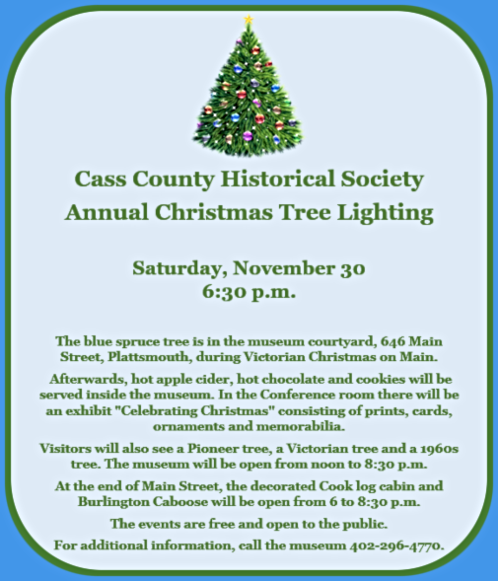 MUSEUM Tree lighting
