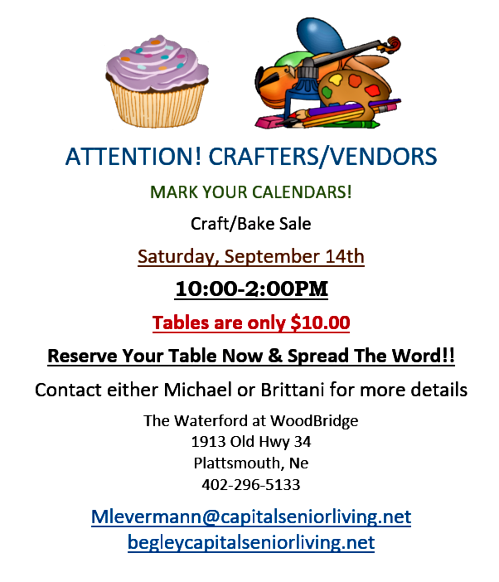 2019 07 24 PLT Woodbridge Craft Vendor fair 2